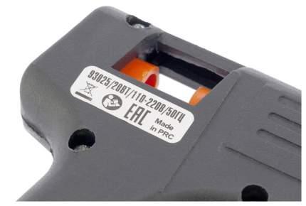 Сетевой клеевой пистолет SPARTA 7 мм 93021