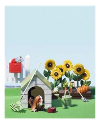Смоланд Сад с питомцем LB_60509000 для домиков Lundby