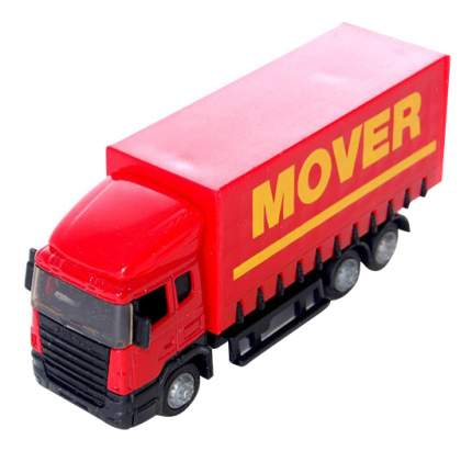 Коллекционная модель Scania Action Truck Autotime 9872 1:87