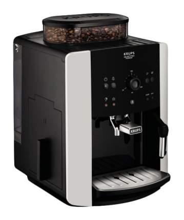 Кофемашина автоматическая Krups Happy EA811810 White/Black