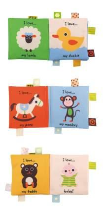 Книжка-Игрушка первые Слова K'S Kids Ka766