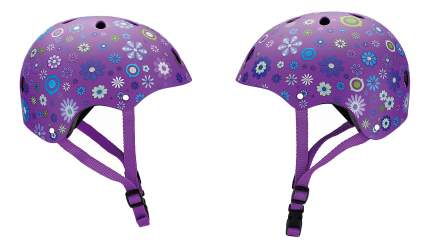 Шлем Globber Printed Junior XXS/XS фиолетовый