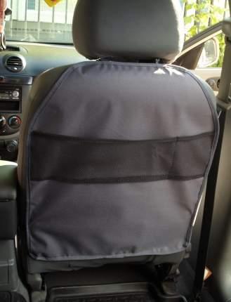 Защитная накидка на спинку переднего сиденья (серая)