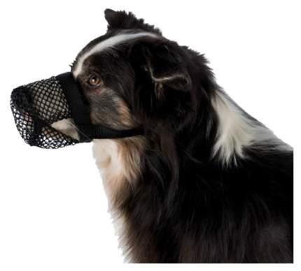 Сетка для собак Trixie Poisoned Bait Protection XL, черный