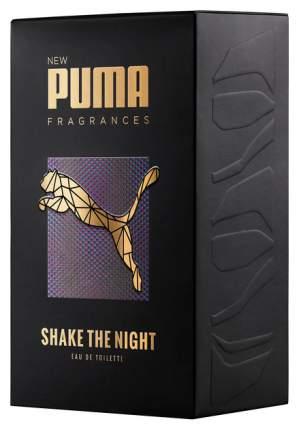 Туалетная вода мужская Puma Shake The Night
