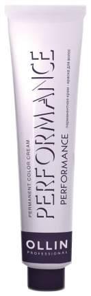 Краска для волос Ollin Professional Performance 2/0 Черный 60 мл