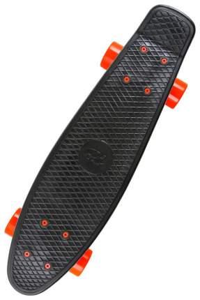Пенни борд Tech Team Melbourne 56,5 x 15,2 см черный