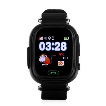 Детские смарт-часы Smart Baby Watch GW100 Black