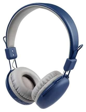 Беспроводные наушники Rombica MYSOUND BH-03 2C Blue