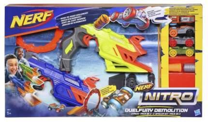 Игровой Набор с Бластером Hasbro Nerf Nitro Дуалфьюри C0817
