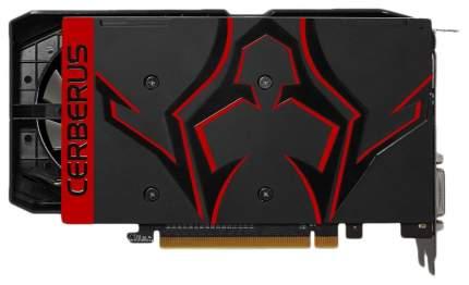 Видеокарта ASUS Cerberus nVidia GeForce GTX 1050 Ti (CERBERUS-GTX1050TI-A4G)