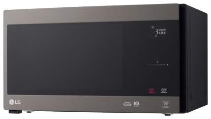 Микроволновая печь с грилем LG MH6596CIT black