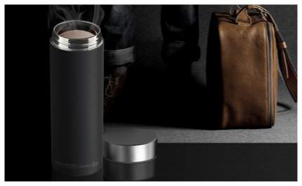 Термос Asobu Le Baton 0,5 л черный/серебристый