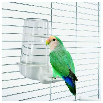 Поилка IMAC Giusy для птиц (7,5 х 14 х 15 см, Белый)