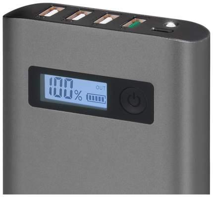 Внешний аккумулятор InterStep PB24QP 24000 мА/ч (IS-AK-PB24QPD18-SPGB201) Grey