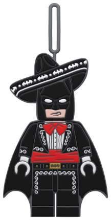 Бирка для багажа LEGO Batman Movie Mariachi Batman