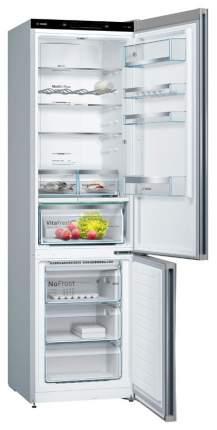 Холодильник Bosch KGN39IJ31R+KSZ1BVH00 Green/Silver