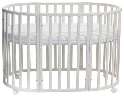 Кроватка Everflo Allure Ivory