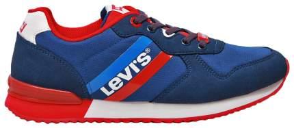 Кроссовки Levi's Kids royal red 31 размер