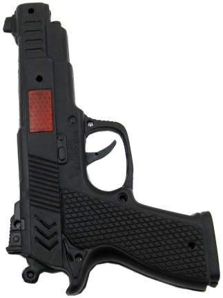 Огнестрельное игрушечное оружие Shenzhen Toys Пистолет-трещотка