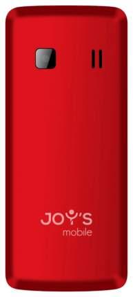 Мобильный телефон Joy's S4 Red