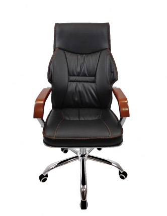 Офисное кресло B&C KB-203, черный