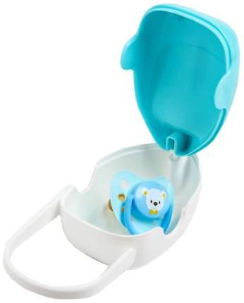 Контейнер для пустышки, цвет голубой  Mum&Baby