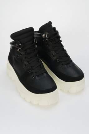 Кеды женские Pepe Jeans PLS50374 черные 36 RU