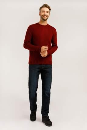 Джемпер мужской Finn Flare W19-21100 красный S