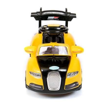 Детский электромобиль Barty Bugatti ZPV001, Жёлтый