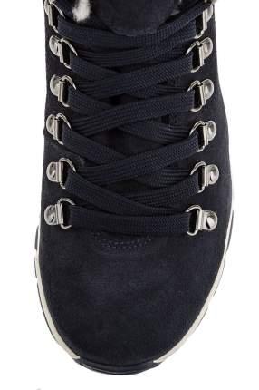 Ботинки женские Tamaris 1-1-26818-33-805 синие 41 RU