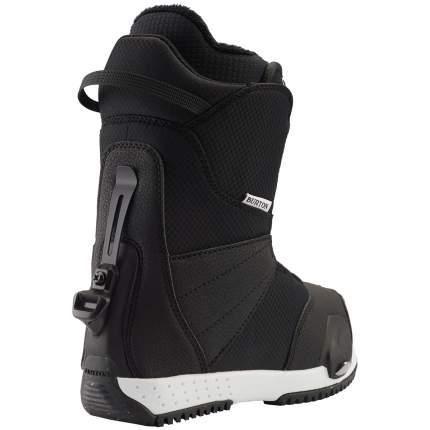 Ботинки для сноуборда Burton Zipline Step On 2020, black, 22