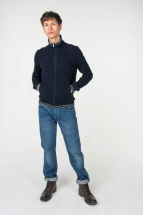 Джемпер мужской Westrenger WTZHM-18-02 синий 2XL