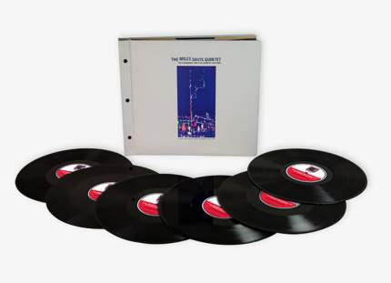 Виниловая пластинка The Miles Davis Quintet The Legendary Prestige Quintet Sessions (6LP)
