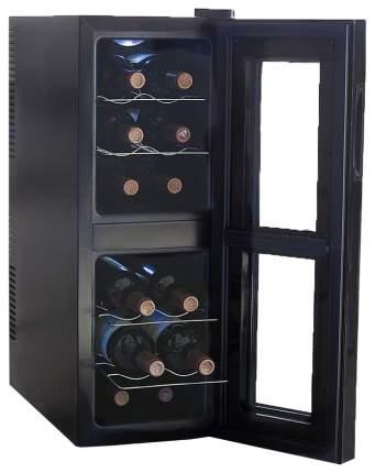 Винный шкаф Cellar Private CP012-2T Черный