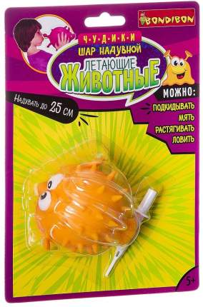 Надувной шар Bondibon Чудики Рыба-ёж Летающие животные