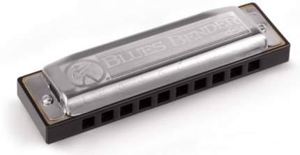 Губная гармоника диатоническая HOHNER Blues Bender E