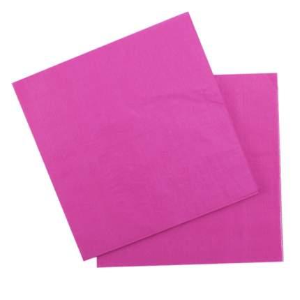 Набор одноразовой  посуды Патибум Hot Pink