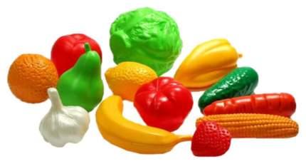 Набор овощей игрушечный Нордпласт 437