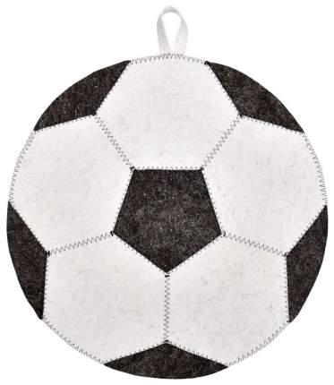 Коврик для бани и сауны Hot Pot «Футбольный мяч»