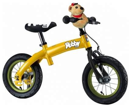 Велобалансир-велосипед Hobby-bike RToriginal ALU NEW 2016 yellow