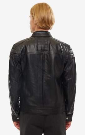 Куртка кожаная мужская Calvin Klein Jeans J30J3.12528.0990 черная L