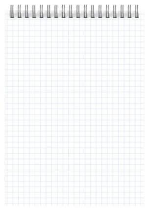 Блокнот А6  80л арт. 50620/5 СОВЯТА /гребень по короткой стороне