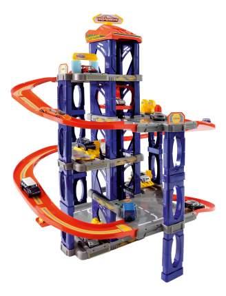 Игровой набор Majorette Гараж (5 уровней, 1 машинка)