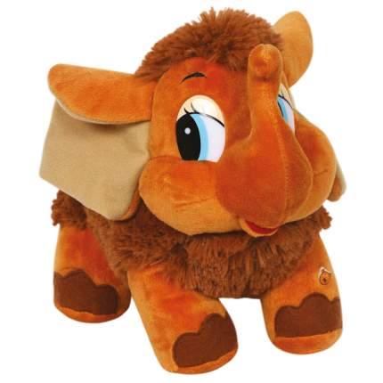 Мягкая игрушка Мульти-Пульти Мамонтёнок, поёт песенку мамонтёнка из м/ф, 25 см
