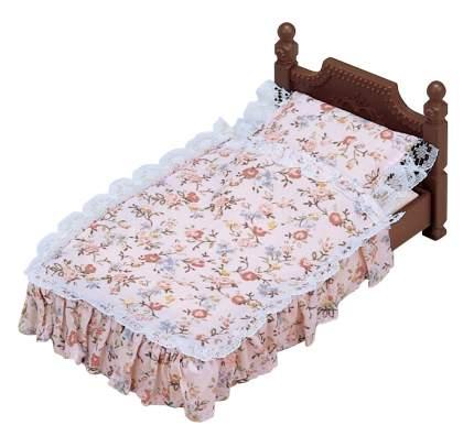 Игровой набор sylvanian families большая кровать