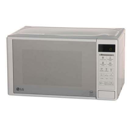 Микроволновая печь соло LG MS2043DAR silver