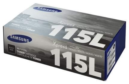 Картридж для лазерного принтера Samsung MLT-D115L, черный, оригинал