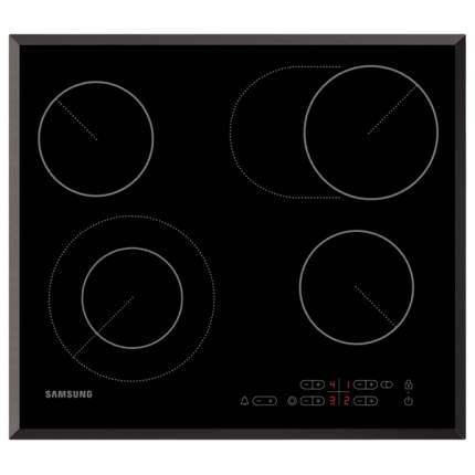 Встраиваемая варочная панель электрическая Samsung C61R2CCN Black