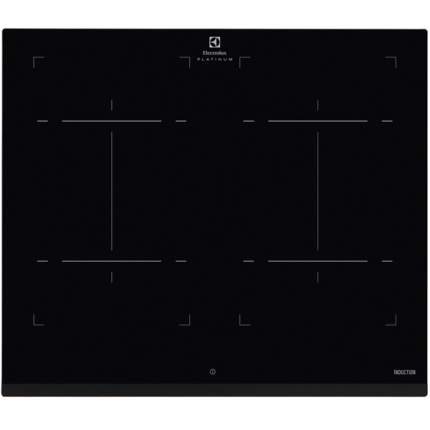 Встраиваемая варочная панель индукционная Electrolux EHL96740FZ Black